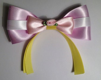 Disney Inspired Rapunzel Hair Bow