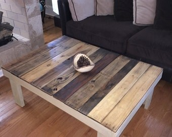 Cabin Coffee Table