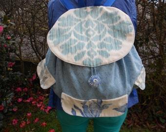 Large Rucksack, Carry-on, Walking Bag, Overnight Bag, Weekend Bag.