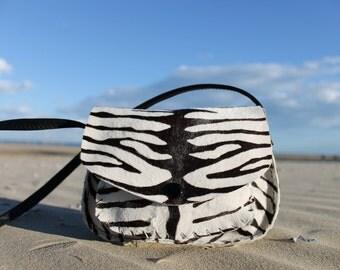 bag zebra-striped