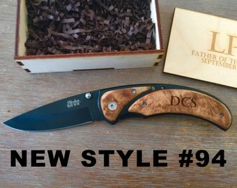 Fathers Day Gift, Personalized Knife for Fathers Day. Perfect Gift for Dad, Gift for him. Personalized Gift as Dad Gift, Birthday Gift Set