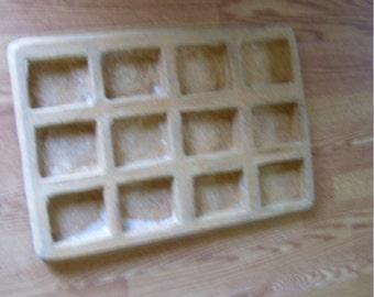 """12 WINDOW/DOOR TRIM lATEX rubber molds...4""""x5""""x1.5"""""""