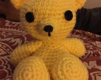 Crocheted Teddybear