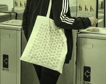 Tote bag TRIANGLE geome X tricks