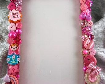 Girly Pink Frame