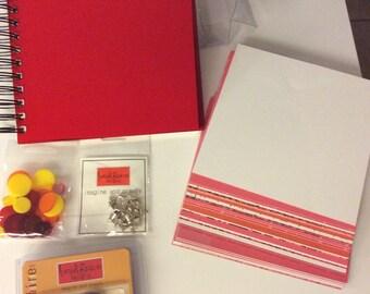 Heidi Grace Acrylic Album / kit 6x6