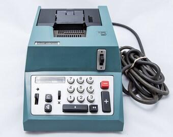 Olivetti-Underwood Vintage Adding Machine