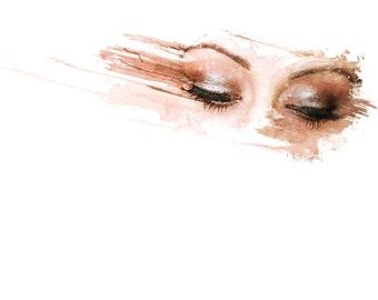 Digital Watercolor 9