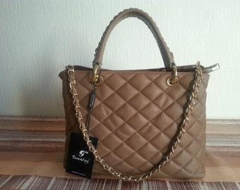 leather bag Tom&Eva