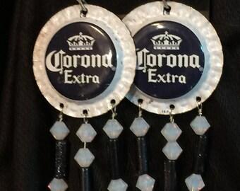 Corona Beer Top Earrings