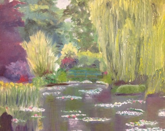 Giverny in summer