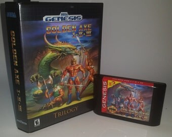 Golden Axe Trilogy