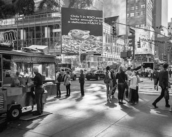 New York City - 18x24