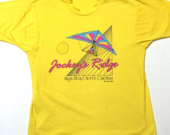 Vintage Jockey's Ridge Outer Banks OBX Nags Head T-shirt