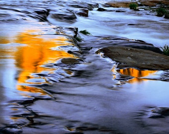 SEDONA WATER REFLECTION