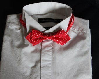 Bow tie man in cotton one size