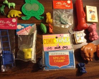 Vintage Dime Store Toys