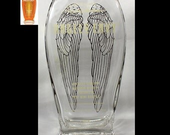 Angel's Envy Bourbon Vase