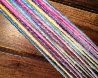 Synthetic Dreads - Pastel Ombre SE - SET OF 4