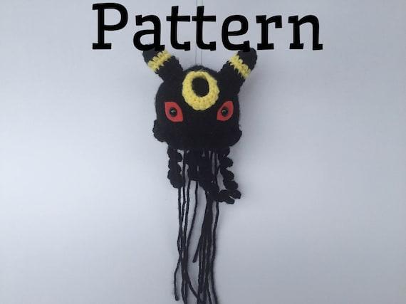 Crochet Umbreon Jelly