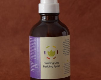 Dog Bedding Spray: Dazzling Dog