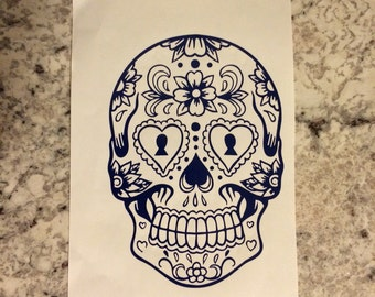 Sugar Skull | Calavera | Day of the Dead Skull | skull |Dia de los Muertos