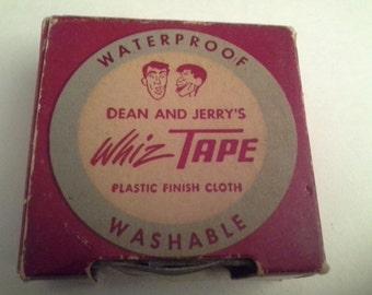 Dean Martin & Jerry Lewis tape