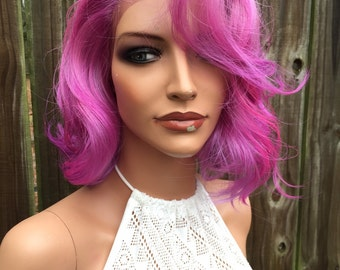 """Pink Wig 