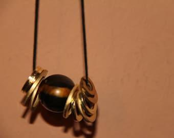 wood. 20 wooden necklaces necklaces