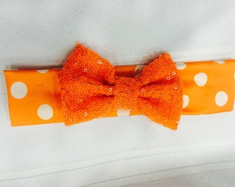 Orange Tango Headwrap