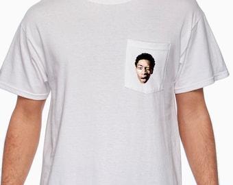 Wiz Khalifa Pocket Shirt