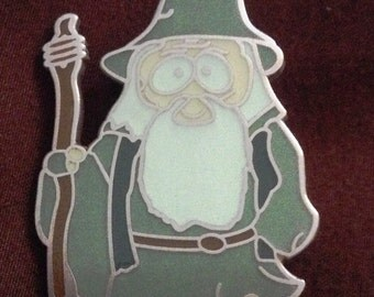 South Park Gandolf - The Hobbit - Wizard - Gandolf - South Park - Hat Pin