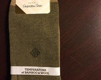 wool & bamboo socks