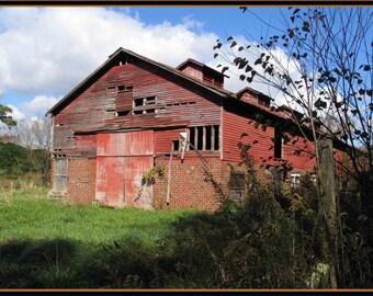 Barns of WV.