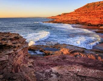 Denham, West Australia