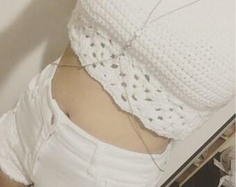 White halter