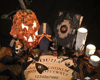 Hallows Box (Halloween decor)