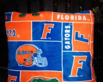 University of Florida Gators stadium blanket/pillow/seat cushion
