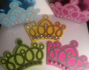Birthday Party Invitations, Disney Princess, princess party, girl party, handmade, birthday