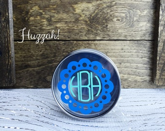 Personalized Magnetic Container