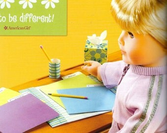 KIDS CRAFT KIT! Make American Girl Doll Accessories / 30 Projects - 43 Supplies Included