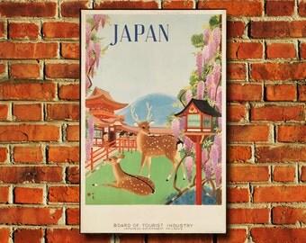 Japan Travel Poster - #0596