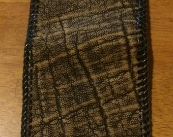Elephant bifold wallet