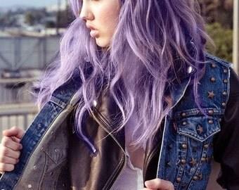 Lavender Hair Chalk - Salon Grade - Temporary - Non-Toxic