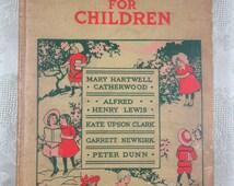 Familiar Stories for Children Book 1914