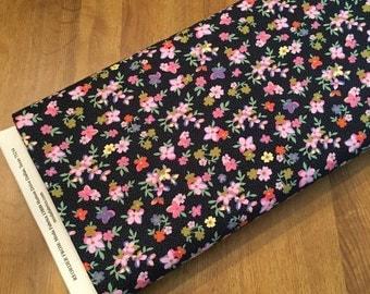 SALE ~ 1/2 YD or 1 YARD Fabric ~ Saturday Morning Voodoo (Black Florals) by BasicGrey for Moda Fabrics