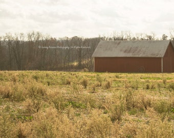 Rustic Country Barn Photo