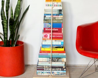 The Bookstacker | A Modern & Innovative Bookshelf, Display, and Storage System