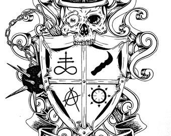 Duffy Family Crest