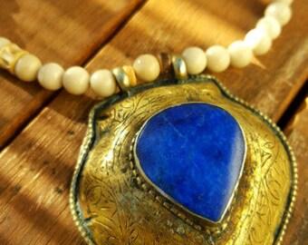 Necklace - Goddess Nuit, Vintage